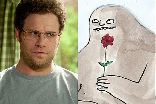 Seth Rogen FX Bigfoot