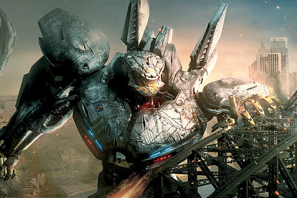 'Pacific Rim' Featurette: See How the Jaeger Pilots Work Together