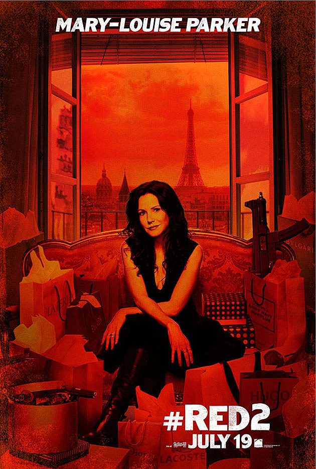 Red 2 Poster Mary-Louise Parker