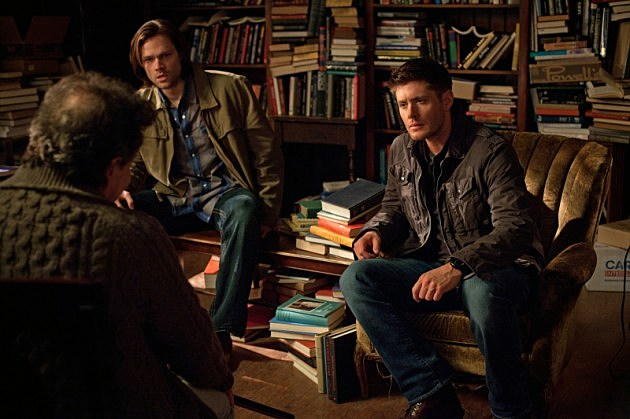 Supernatural The Great Escapist Photos Metatron
