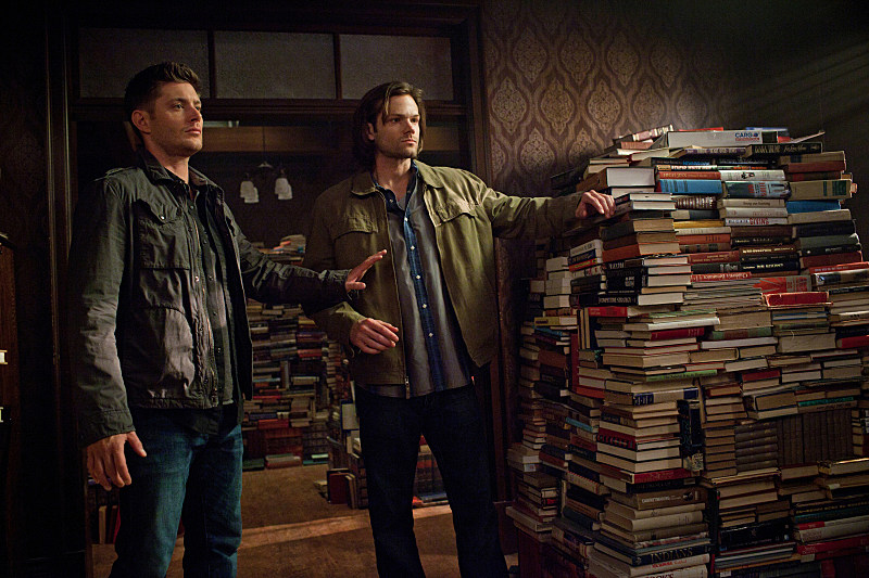 sam and dean meet metatron images