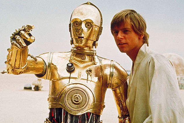 Star Wars Episode 7 C-3PO