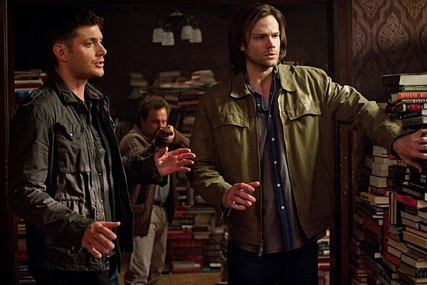 sam and dean meet metatron alan