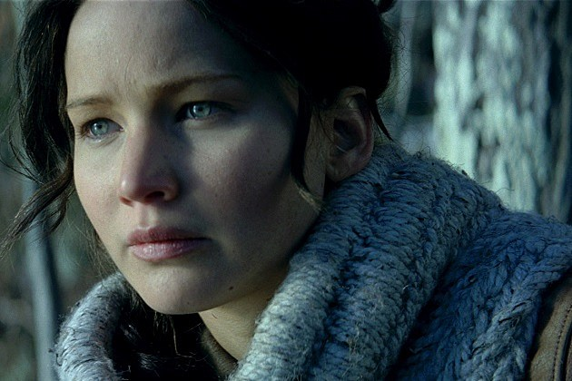 Jennifer Lawrence Hunger Games Catching Fire Trailer