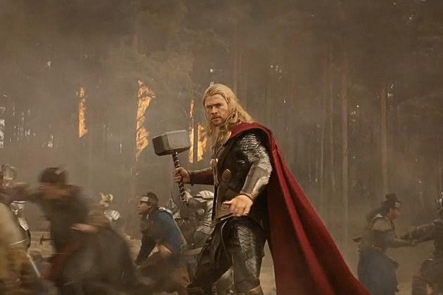 Thor 2 trailer
