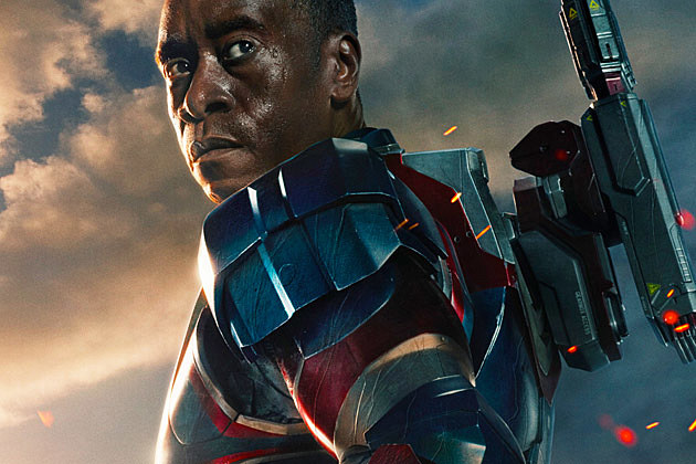 Iron Man 3 War Machine spinoff