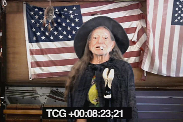 Willie Nelson Gandalf