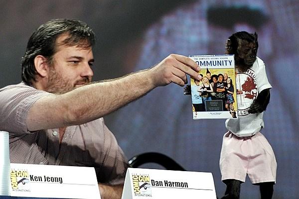 'Community' Rumor Du Jour: Dan Harmon Could Come Back