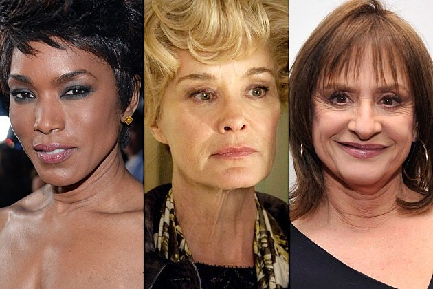 American Horror Story Coven Angela Bassett Patti LuPone