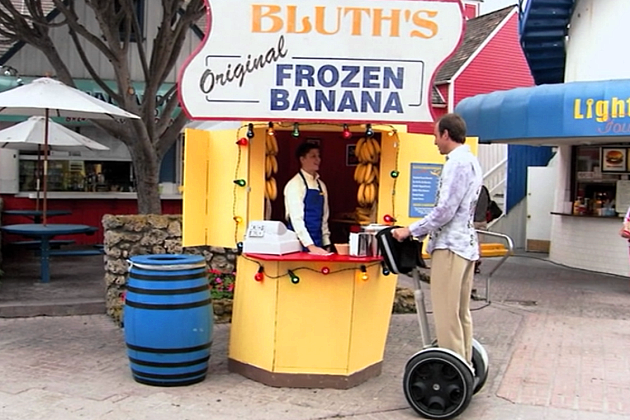 Arrested Development Season 4 Banana Stand