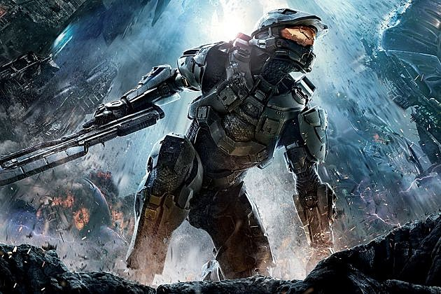 Halo TV Series Steven Spielberg