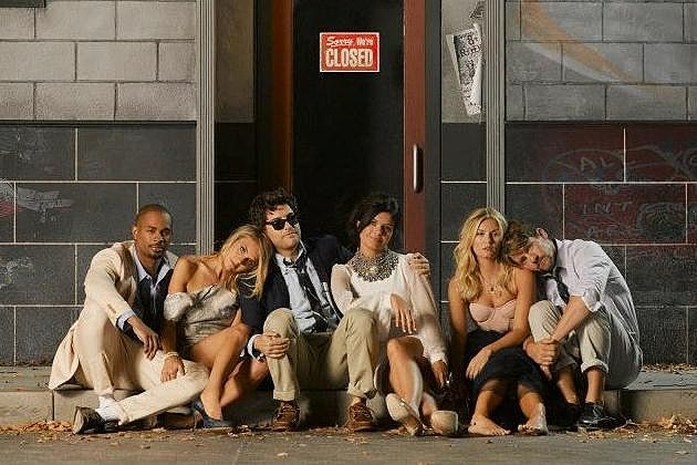 Happy Endings Cancelled ABC Paul Lee