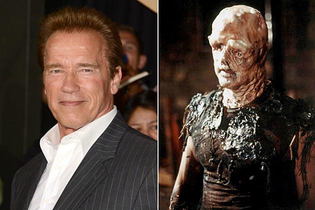 Arnold Schwarzenegger Toxic Avenger