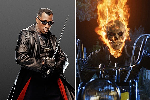 Blade, Ghost Rider