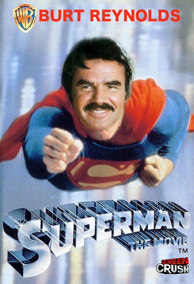 Burt Reynolds Superman
