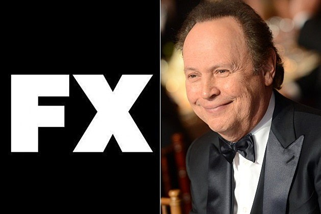 Billy Crystal FX The Comedians