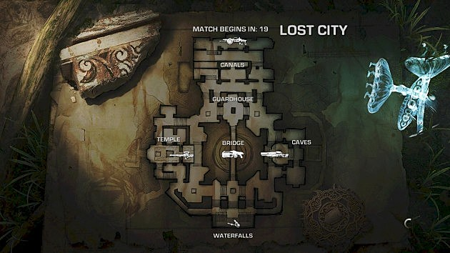 Gears of War Judgment Lost City