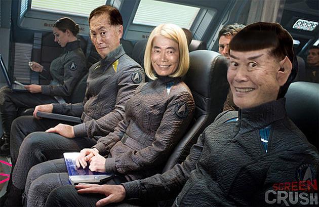 George Takei Star Trek
