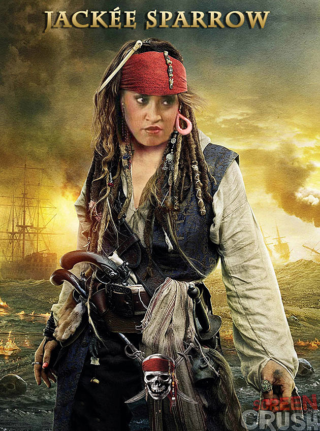 Jackee Sparrow