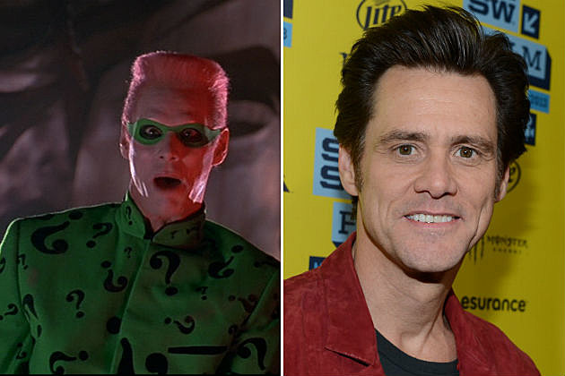 Jim Carrey Batman Forever