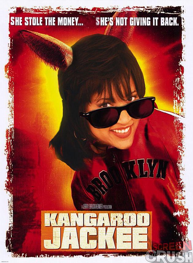 Kangaroo Jackee