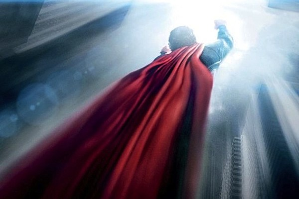 New 'Man of Steel' Poster Has Superman Flying High