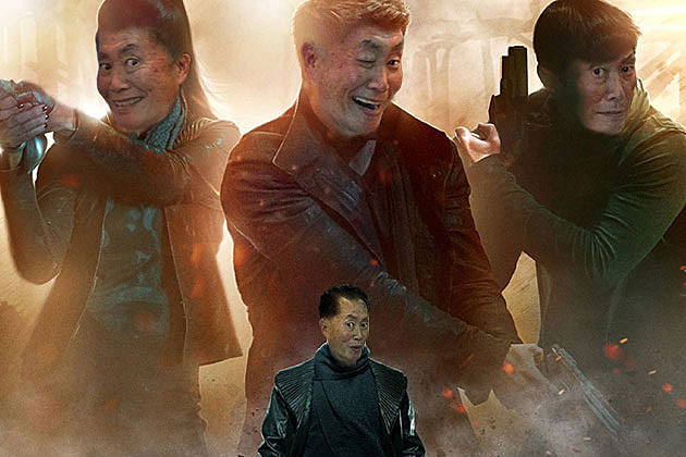 Star Takei Into Darkness