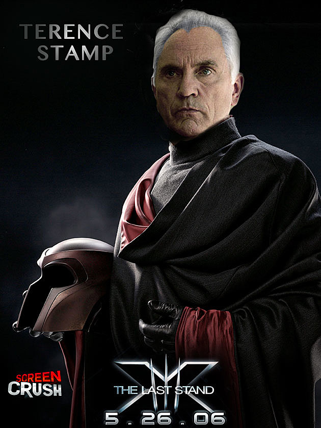 Terence Stamp Magneto