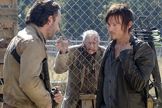 The Walking Dead Season 4 Spoilers Time Jump
