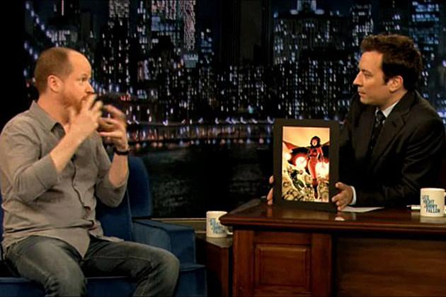 Avengers 2 Joss Whedon Jimmy Fallon