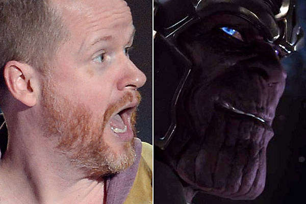 'The Avengers 2′: Joss Whedon Has A Lot to Say About Thanos — Er, the Villain