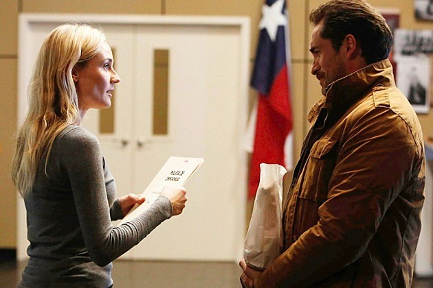 FX The Bridge Trailer Diane Kruger