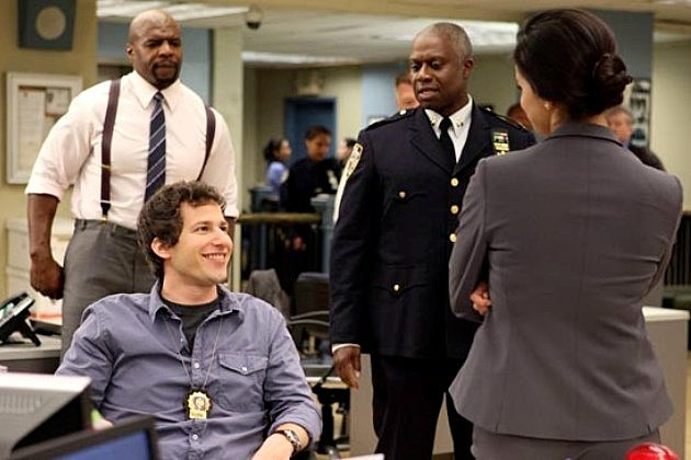 FOX Pilot 2013 Andy Samberg Brooklyn Nine Nine Seth MacFarlane Dads