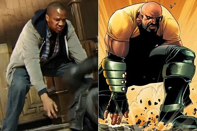 Marvel Agents of SHIELD Luke Cage J August Richards