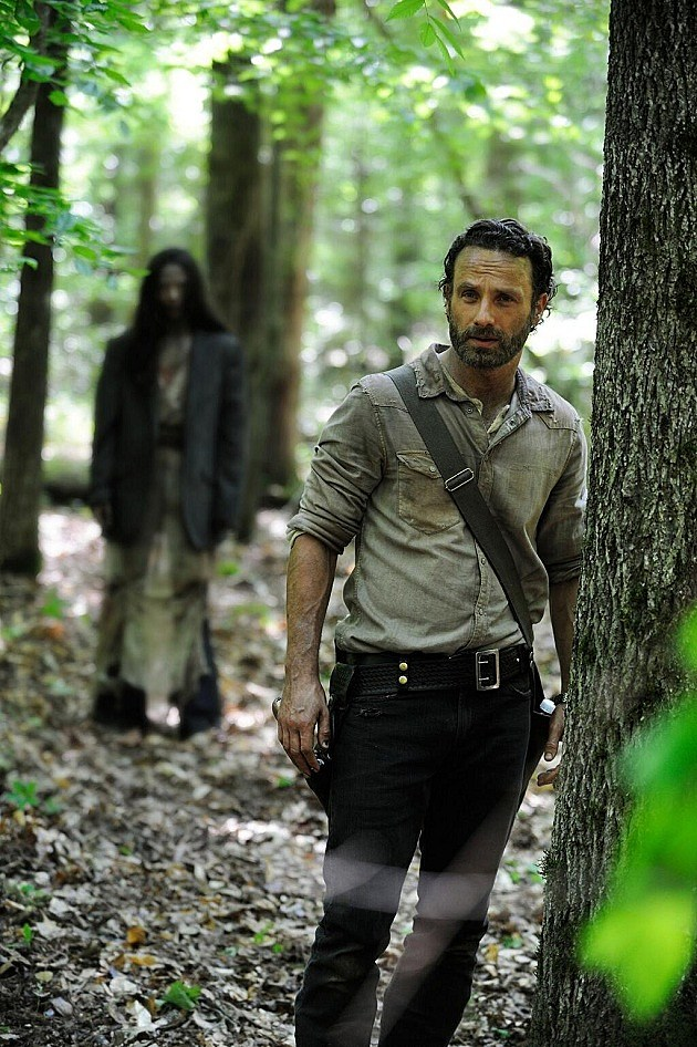 The Walking Dead Season 4 Photos Rick