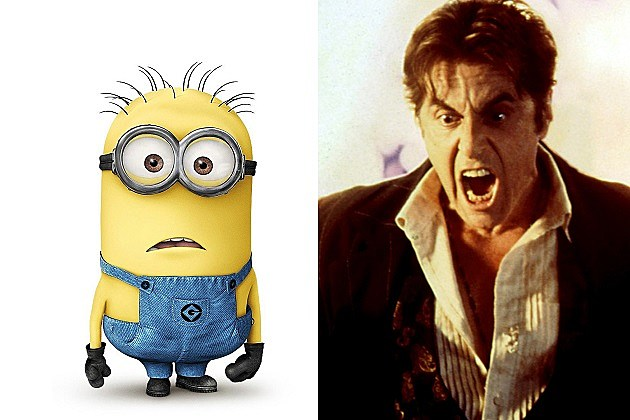 Despicable Me 2, Al Pacino