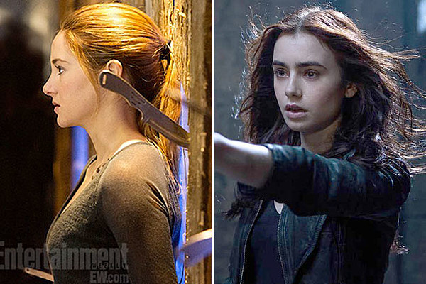 'Divergent 2′ Announced While 'The Mortal Instruments 2 ...