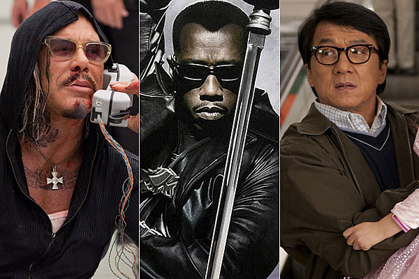 'The Expendables 3′: Stallone Confirms Mickey Rourke and Wesley Snipes, Teases Jackie Chan