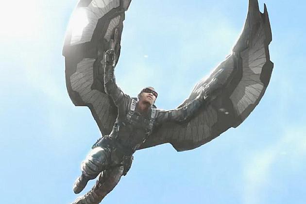 Captain America...