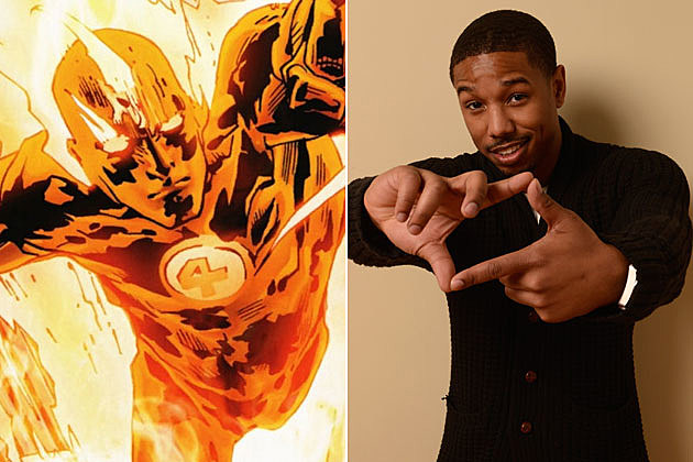 Fantastic Four Human Torch