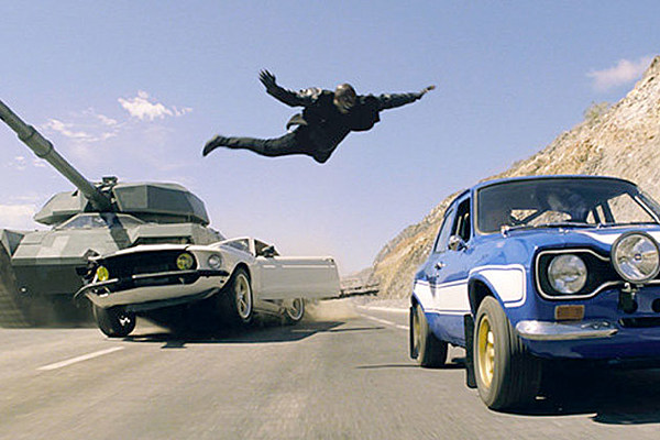 'Fast and Furious 6′ Review