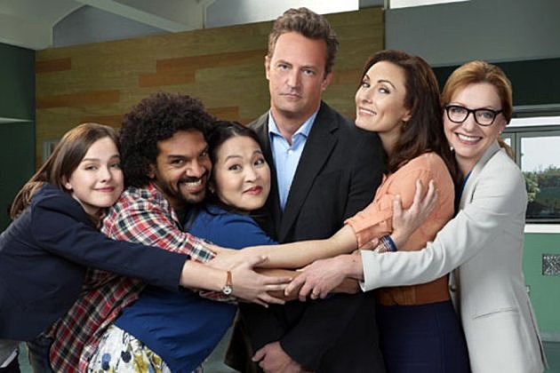NBC Go On Cancelled Matthew Perry