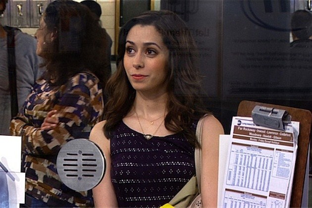 How I Met Your Mother Cristin Milioti Reveal