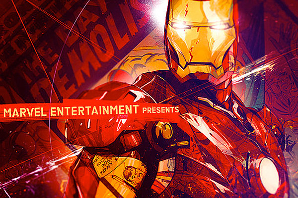Watch The Unused (and Awesome) 'Iron Man 3′ Opening Credits