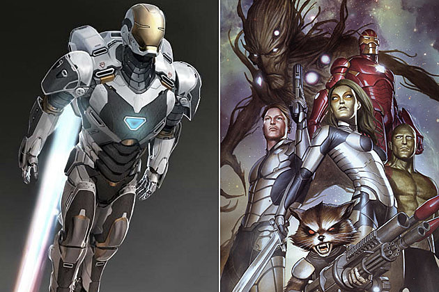 Guardians Of The Galaxy Iron Man Did Marvel Scrap an 'I...