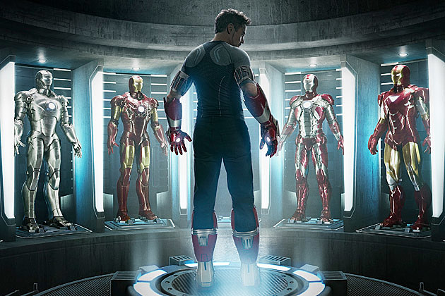 Iron man release date in Sydney