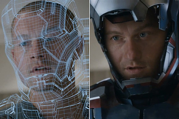 'Iron Man 3′ VFX: Watch How They Created Some of the Film's Biggest Moments