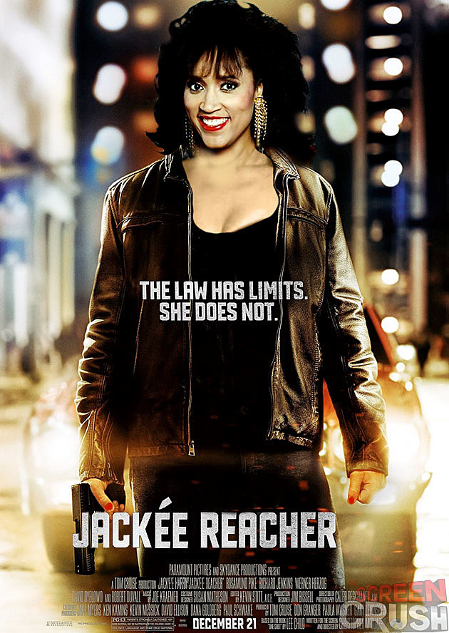 Jackee Reacher