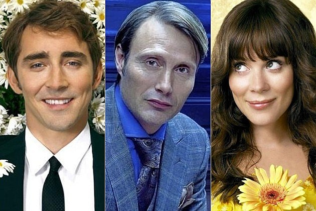 Hannibal Season 2 Pushing Daisies Lee Pace Anna Friel