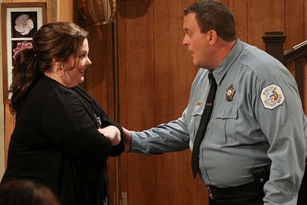 CBS Mike Molly Season Finale Tornado